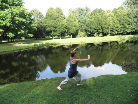 Find harmony in Belgrade Tai Chi and Qi Gonc center