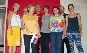 Srpsko - tursko Tai Chi prijateljstvo u Beogradu