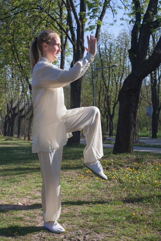 Prepodnevni termini Tai Chi'ja u Beogradu